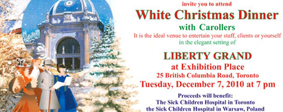More about: White Christmas Dinner 2010