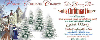 More about: White Christmas Dinner 2011